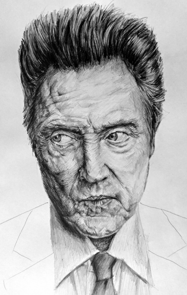Christopher Walken par linshyhchyang